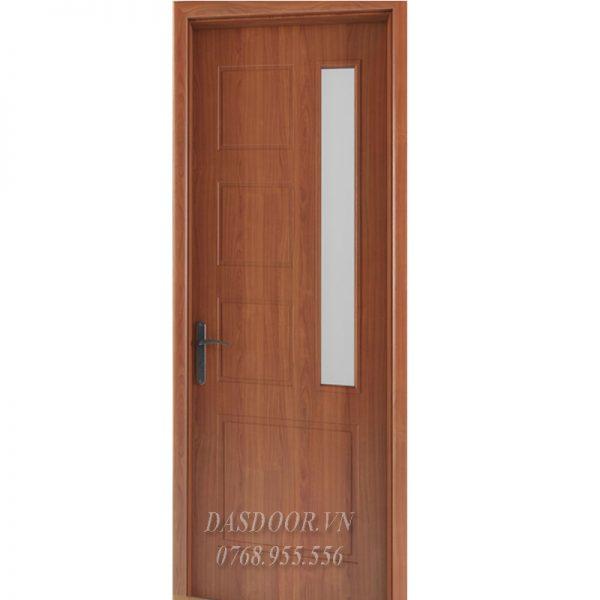 Cửa Composite 1 Cánh Đơn-PVC 01