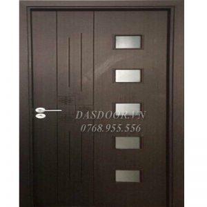 Cửa Composite 1 Cánh Đơn-PVC 02