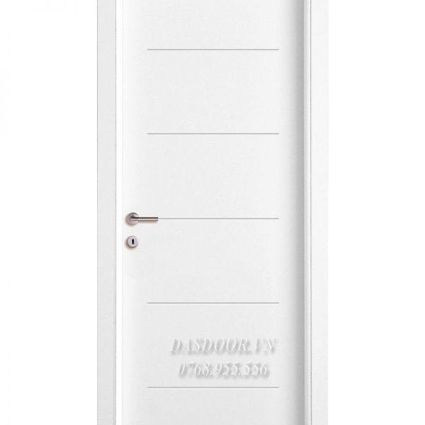 Cửa Composite 1 Cánh Đơn-PVC 08