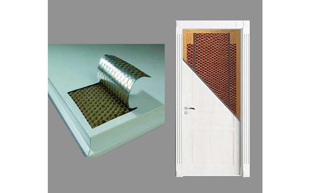 Honeycomb Paper - Vật Liệu Quan Trọng Của Cửa Thép Vân Gỗ