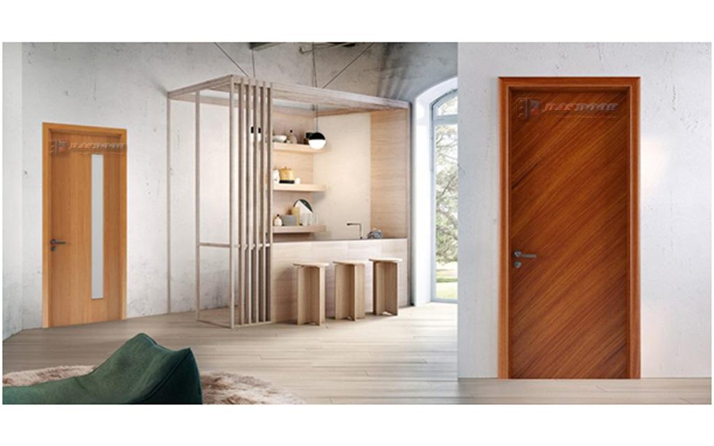 Cửa Gỗ Composite - Sự Lựa Chọn Hoàn Hảo Cho Cửa Thông Phòng Hiện Đại