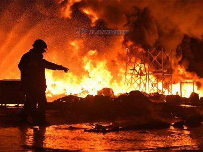 Biện Pháp An Toàn Do Cháy Nổ