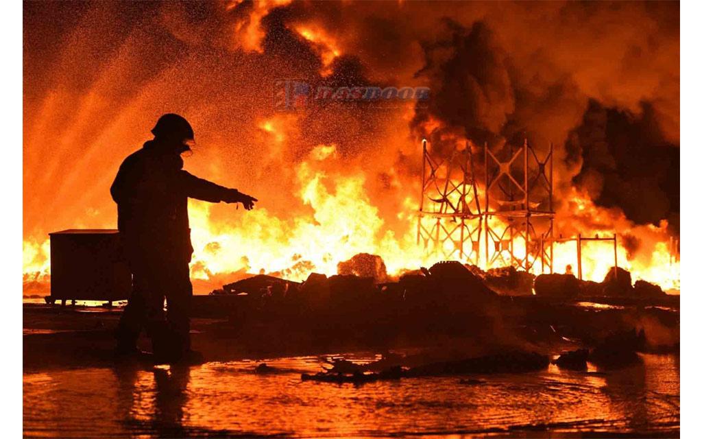 Biện Pháp An Toàn Do Cháy Nổ Mùa Nắng Nóng